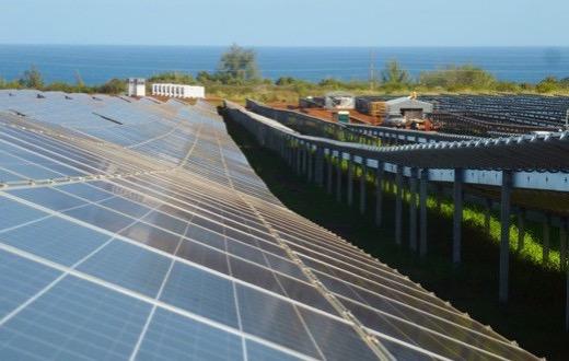 stress on Hawaii's grid