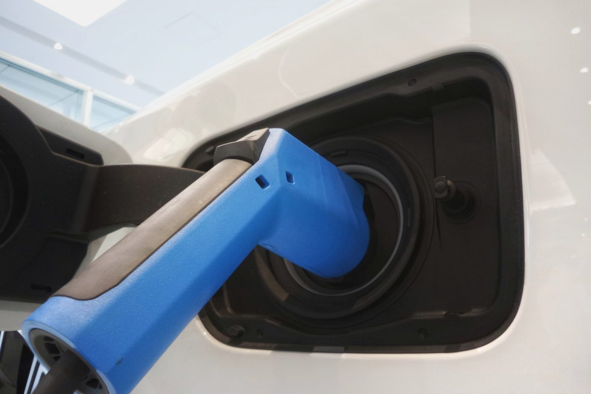 Hydrogen fuel cell for cars